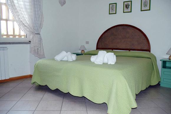 menta camera da letto